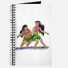 Hula Hula! Journal