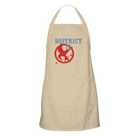 District 12 Hunger Games Apron