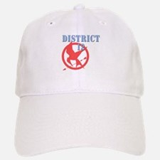 District 12 Hunger Games Baseball Baseball Cap