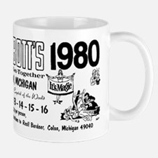 1980 Commemorative Mug