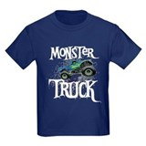 Truck Kids T-shirts (Dark)