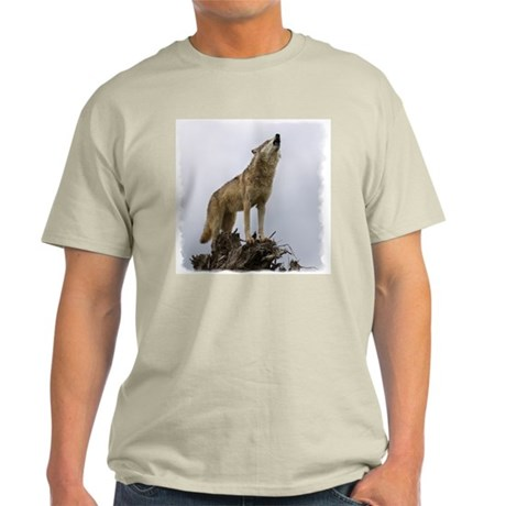 On Top of the World Ash Grey T-Shirt