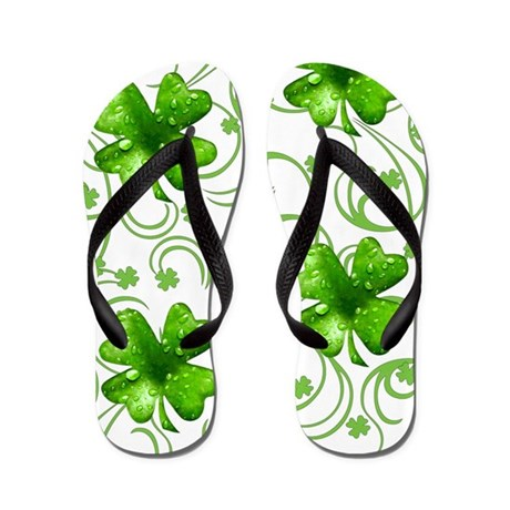 Irish Keepsake Flip Flops