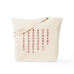E D W A R D Tote Bag