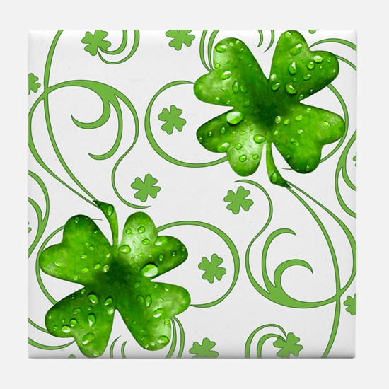 Irish Keepsake Tile Coaster