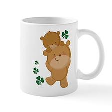 Irish Bears Shamrock Mug