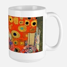 Klimt - Hope II Large Mug