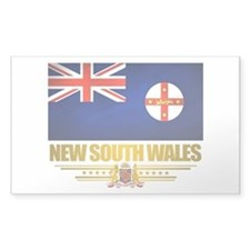 """New South Wales Pride"" Decal"