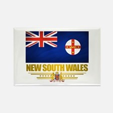 """""""New South Wales Pride"""" Rectangle Magnet"""