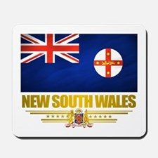 """""""New South Wales Pride"""" Mousepad"""