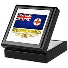 """New South Wales Pride"" Keepsake Box"