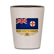 """New South Wales Pride"" Shot Glass"
