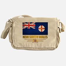 """New South Wales Pride"" Messenger Bag"