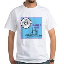 Boats  Hoes tshirt T-Shirt