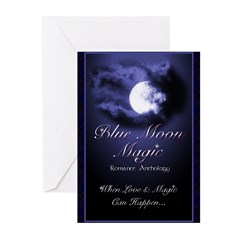 Blue Moon Magic Greeting Cards (Pk of 10)