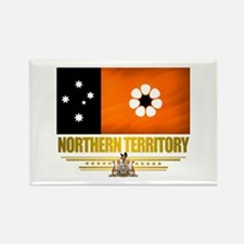 """""""Northern Territory Flag"""" Rectangle Magnet"""