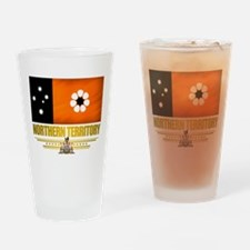 """""""Northern Territory Flag"""" Drinking Glass"""