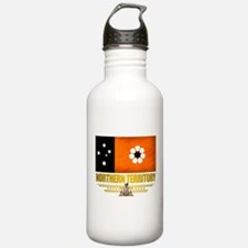 """Northern Territory Flag"" Water Bottle"