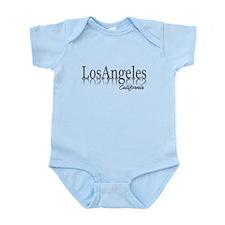Los Angeles Infant Bodysuit