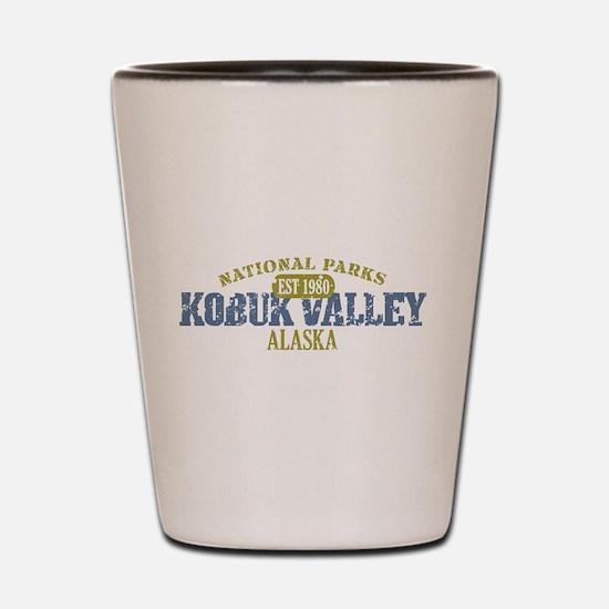 Kobuk Valley National Park AK Shot Glass