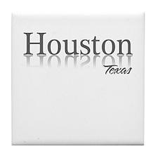 Houston Tile Coaster