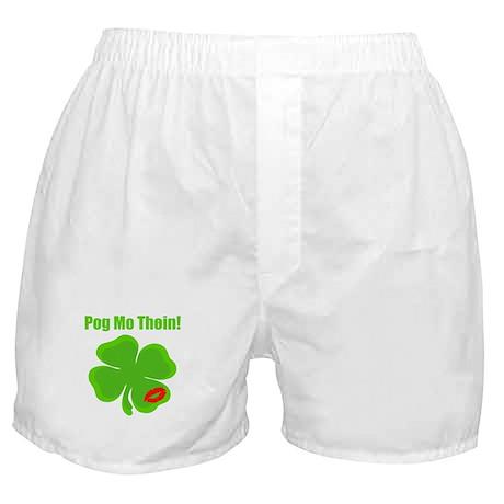 Pog Mo Thoin! Boxer Shorts
