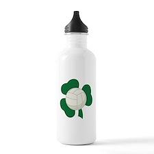 Irish Volleyball Shamrock Sports Water Bottle
