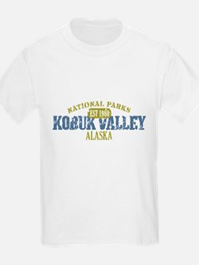 Kobuk Valley National Park AK T-Shirt