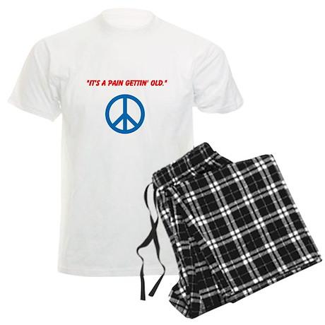 Gettin Old Men's Light Pajamas