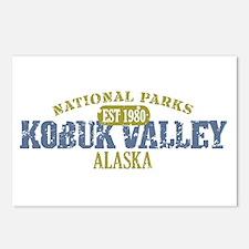 Kobuk Valley National Park AK Postcards (Package o