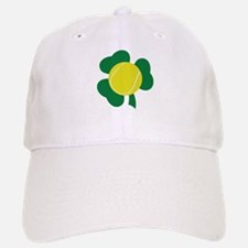 Irish Tennis Shamrock Baseball Baseball Cap
