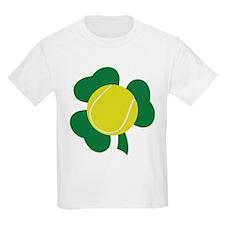 Irish Tennis Shamrock T-Shirt