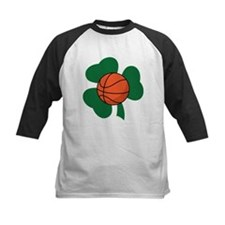 Irish Basketball Shamrock Tee