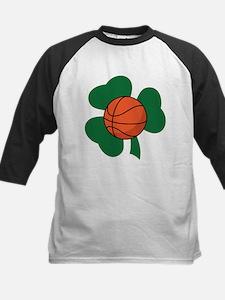 Irish Basketball Shamrock Tee