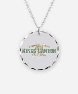 Kings Canyon National Park CA Necklace