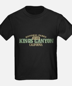 Kings Canyon National Park CA T