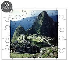 Cute Machu picchu Puzzle