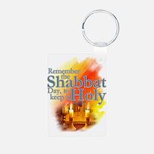 Shabbat Day: Keychains