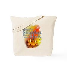 Shabbat Day: Tote Bag