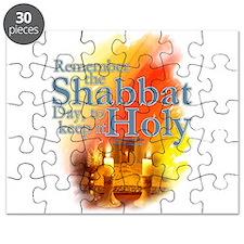 Shabbat Day: Puzzle