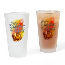 Shabbat Day: Drinking Glass