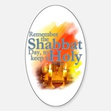 Shabbat Day: Decal
