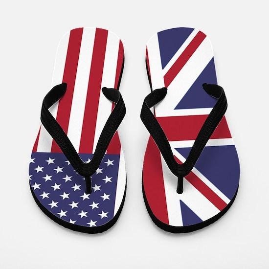 Brit in the USA Flip Flops