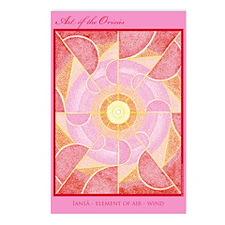 Vovo anamalia Postcards (Package of 8)
