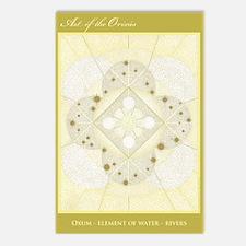 Unique Ochun Postcards (Package of 8)