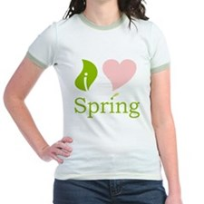 I Heart Spring (Pink)  T