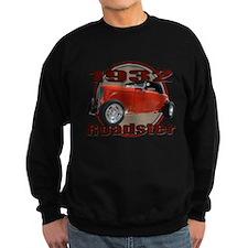 1932 Red Ford Roadster Sweatshirt