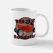 1932 Red Ford Roadster Mug