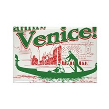 Ahhh... Venice! Rectangle Magnet