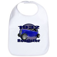 1932 Ford Roadster Midnight B Bib